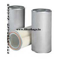 Gas Turbine Air Intake Filter Cartridge