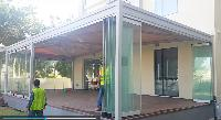 Folding & Stacking Glass Wall System