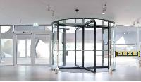 Geze Automatic Revolving Door
