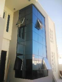 Glass Structural Glazings