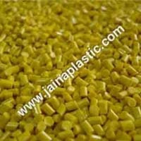 ABS Lemon Yellow Granules