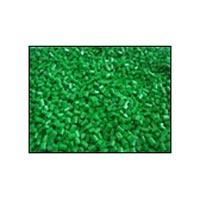 Green ABS Granules