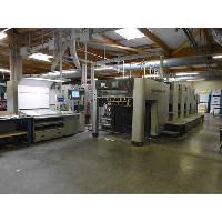 Extreme Offset Printing Machine