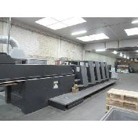 USED Offset Paper Printing Machine