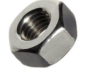 Stainless Steel Heavy Nuts
