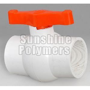 Polypropylene Ball Valves