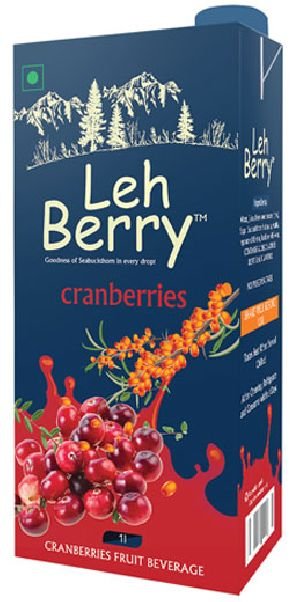 Leh Berry Cranberry Fruit Beverage