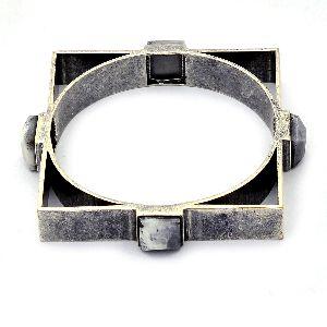 Brass Gemstone Bracelets