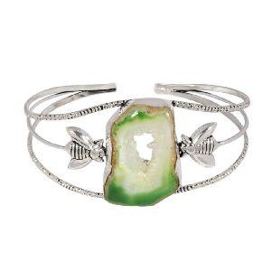Imitation Gemstone Bracelets