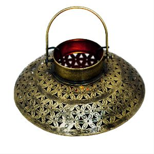 Iron Handmade Antique Degchi Tea Light Holders