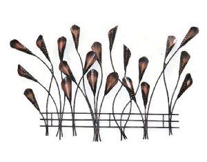 Iron Handmade Flower Wall Frames