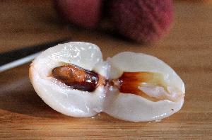 Peeled Litchi