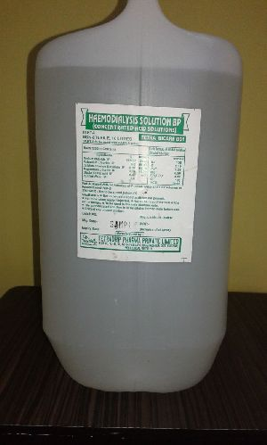 Concentrated Haemodialysis Solution BP