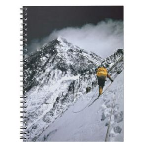 Himalaya Spiral Notebook 02