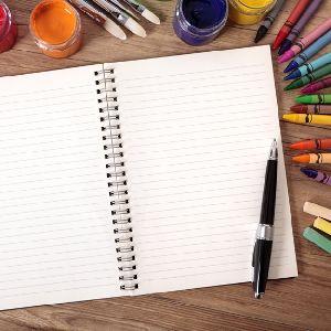 Spiral Notebook 04