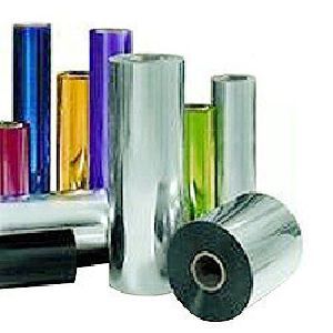 Colored PVC Shrink Film Rolls