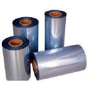 Silver PVC Shrink Film Rolls