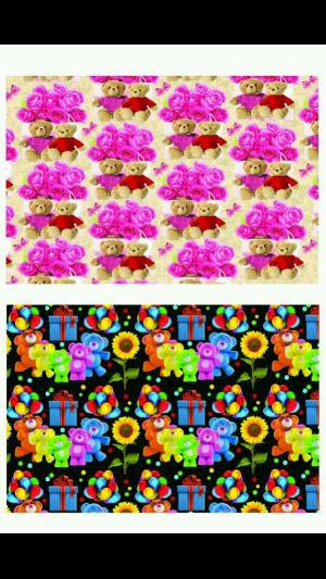 Gift Wrapping Paper 06