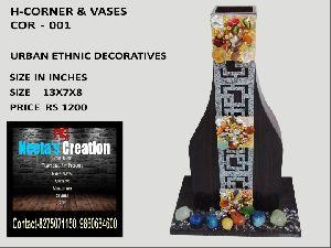 Decorative Corner Stand