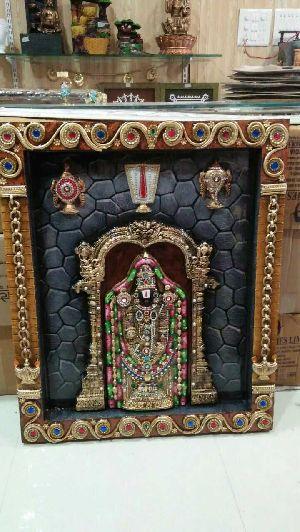 Tirupati Balaji Mural