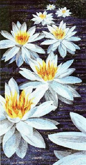 Hand Cut Mural Tiles 03