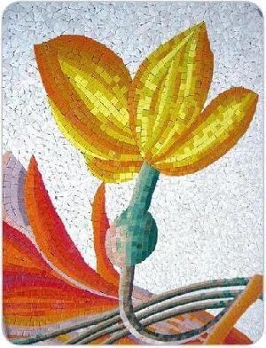 Hand Cut Mural Tiles 04