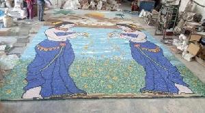 Mural Mosaic Tiles