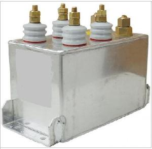 Water Cooled Tank Capacitor 09