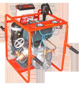 275 LPM Portable Trailer Pump