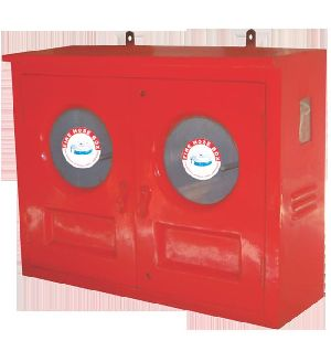 FRP Double Door Fire Hose Reel Box