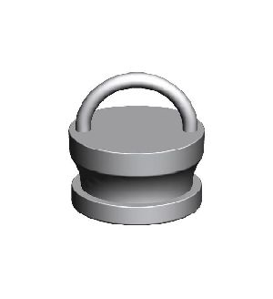 Stainless Steel Male Instantenous Fire Hydrant Blank Caps