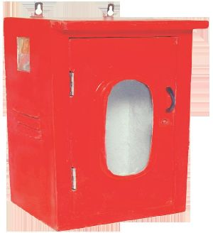 FRP Single Door Fire Hose Reel Box