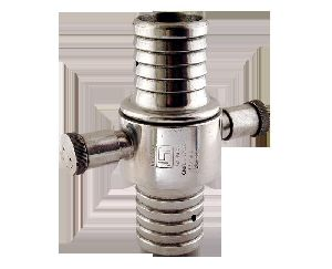 Stainless Steel ISI Marked Fire Hose Delivery Couplings