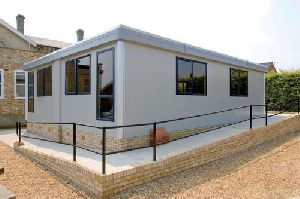 Prefabricated Portable Site Office