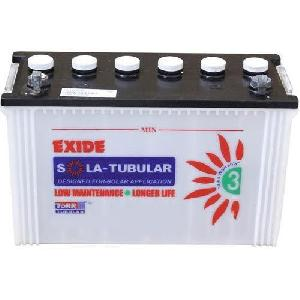 Exide Solar Tubular Battery