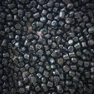 Dark Gray Colored PP Granules