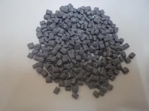 Light Gray Colored PP Granules