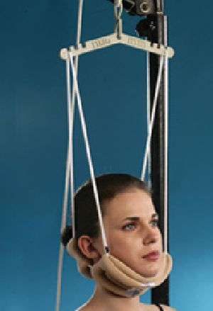 Cervical Traction with bag
