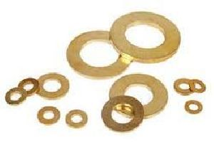 Brass Sheet Metal Components