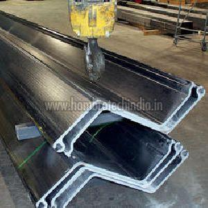 Cold Formed Z Type Sheet Piles