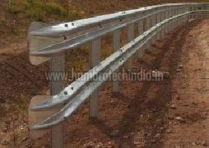 Double Beam Crash Barriers