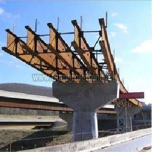 Fabricated Composite Steel Plate Girder