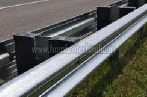 Galvanized Crash Barriers