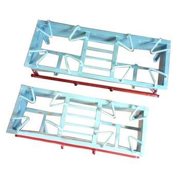 SS Double Burner Frame 01