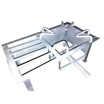 Single Burner Frame with Stand