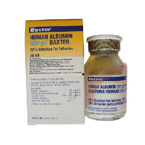 Human Albumin Baxter Injection