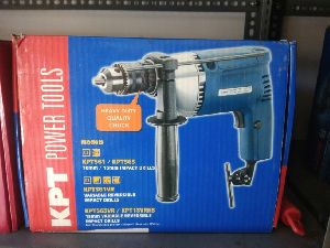 Variable Reversible Impact Drill Machine