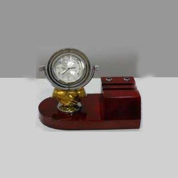 DA-006 Wooden Table Clock