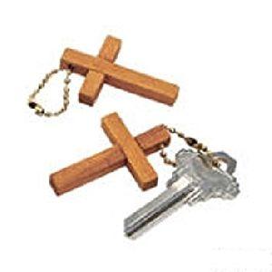 Wooden Keychain 01