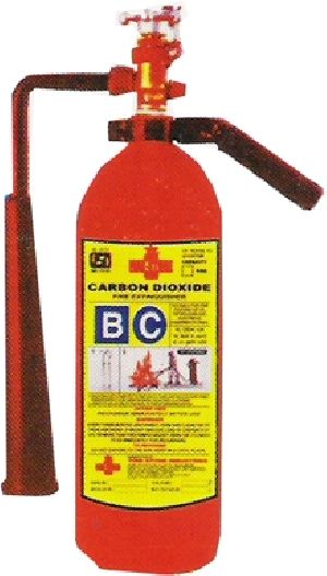 Carbon Dioxide Extinguisher